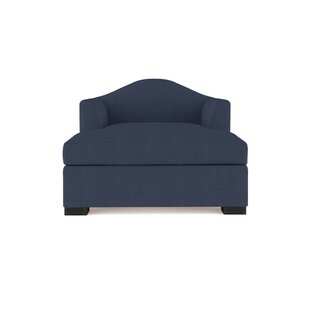 Aughalish Linen Chaise Lounge
