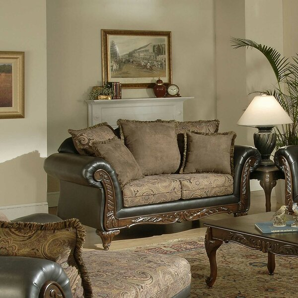 Trendy Modern Serta Upholstery Loveseat Surprise! 55% Off