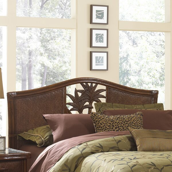Cypress Panel Headboard by Bay Isle Home
