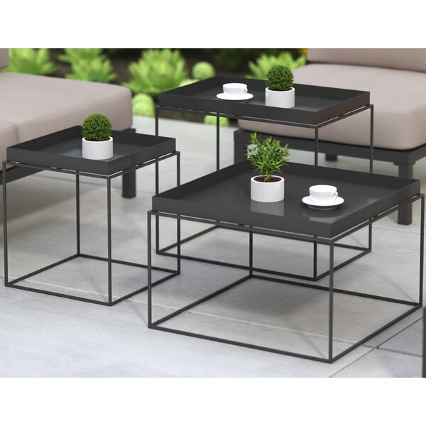 Gaia 3 Piece Nesting Table by Latitude Run Latitude Run