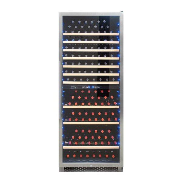 300 Bottle Dual Zone Convertible Wine Cellar by Vinotemp