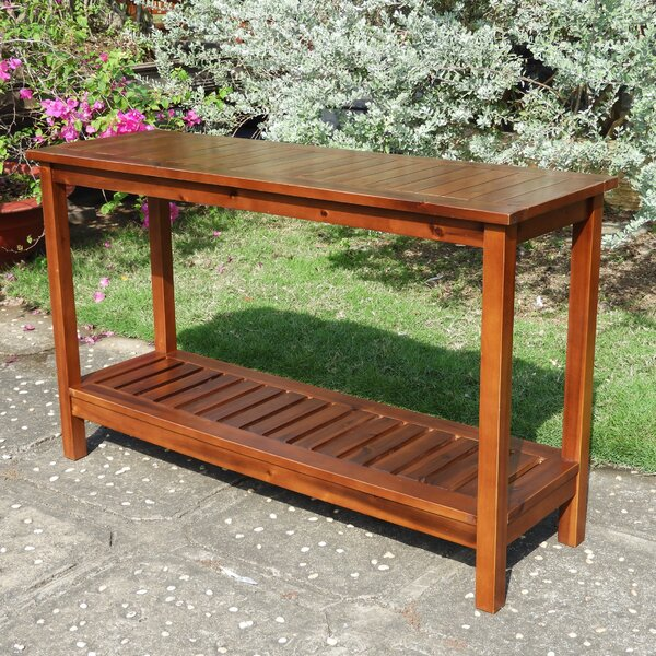 Review Enright Console Table
