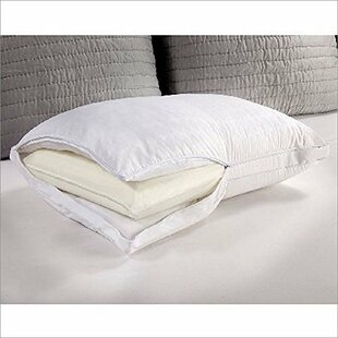 bed sealy gel pillow product and com memory page foam qvc posturepedic