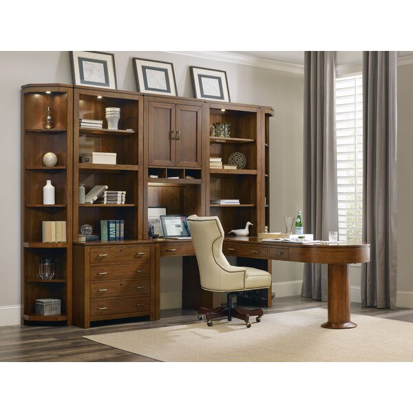 Viewpoint 2-Drawer Lateral Filing Cabinet by Hooker Furniture