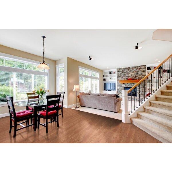 Sanderlin Mountain 5 x 51 x 10mm Laminate Flooring in Walter Lake Oak by American Concepts