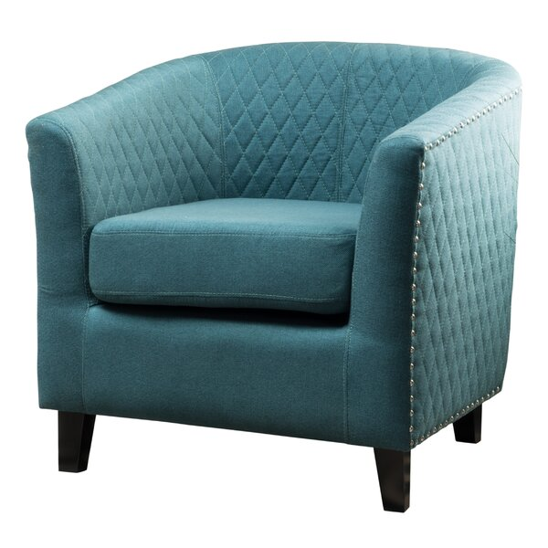 Jallet Barrel Chair By Mercer41