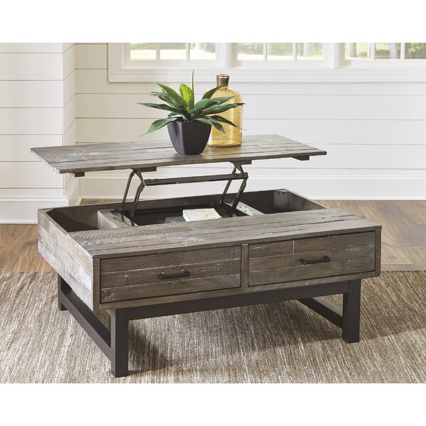 Malachy Lift Top Coffee Table with Storage by Gracie Oaks Gracie Oaks