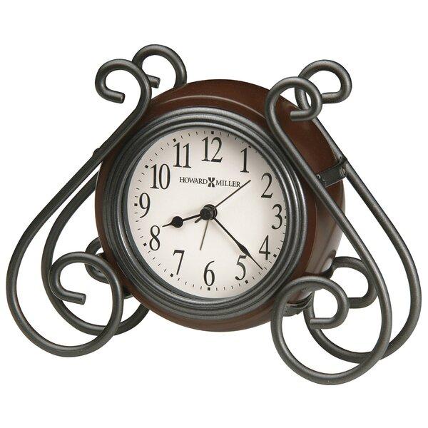 Diane Alarm Clock by Howard Miller®