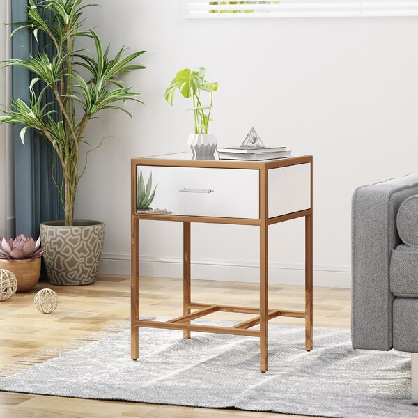 Naida End Table with Storage by Ivy Bronx Ivy Bronx
