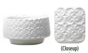 Moroccan Dolomite Dish Planter by Bungalow Rose
