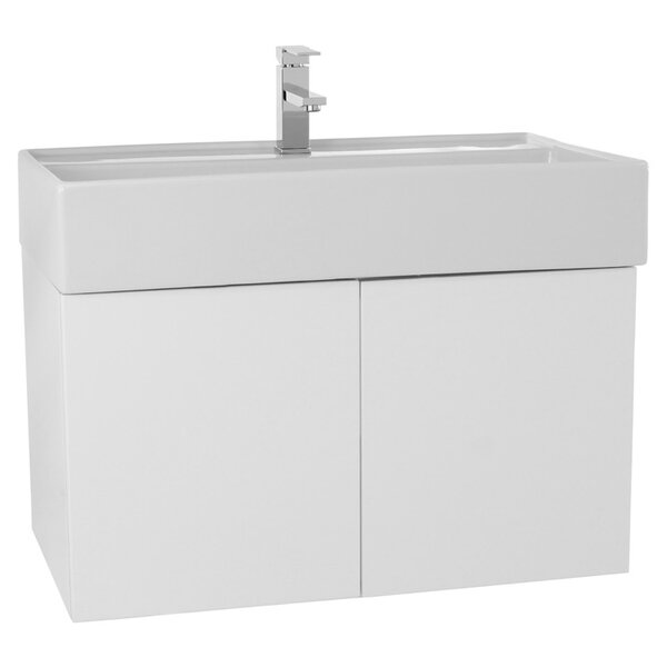 Smile 31 Single Bathroom Vanity Set by Nameeks Vanities