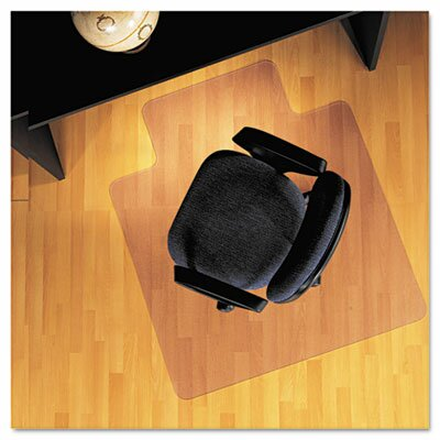 Lip Chair Mat, Economy Series for Hard Floors by ES Robbins Corporation