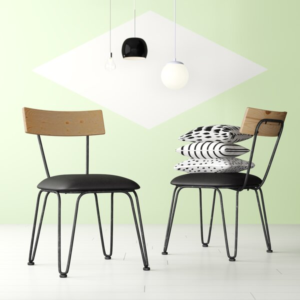 Nottingham Wood Side Chair (Set Of 2) By Hashtag Home