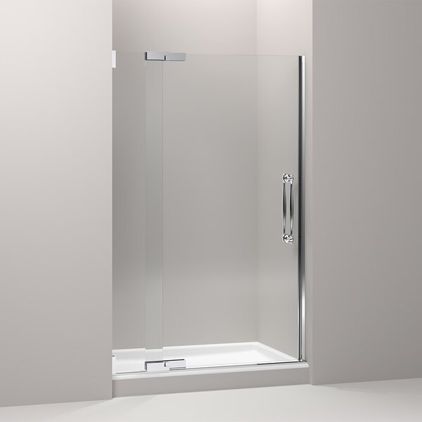 Finial 47.75 x 72.5 Pivot Shower Door by Kohler