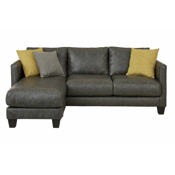 Top Offers Pender Sectional by Ebern Designs by Ebern Designs