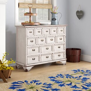 Buy luxury Shoshoni Apothecary 15 Drawer Accent Chest By Laurel Foundry Modern Farmhouse