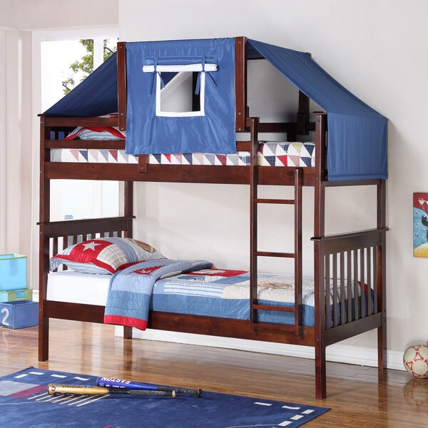 Auvergne Twin over Twin Bunk Bed by Harriet Bee