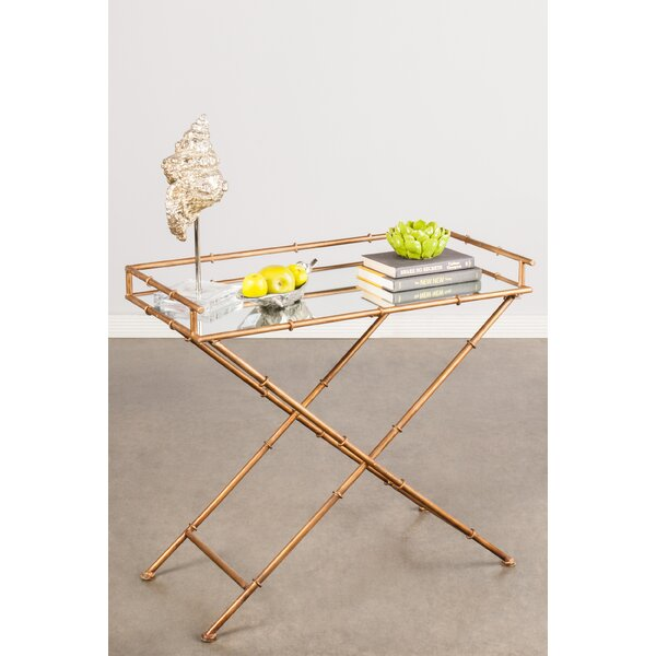 Denise End Table by Statements by J