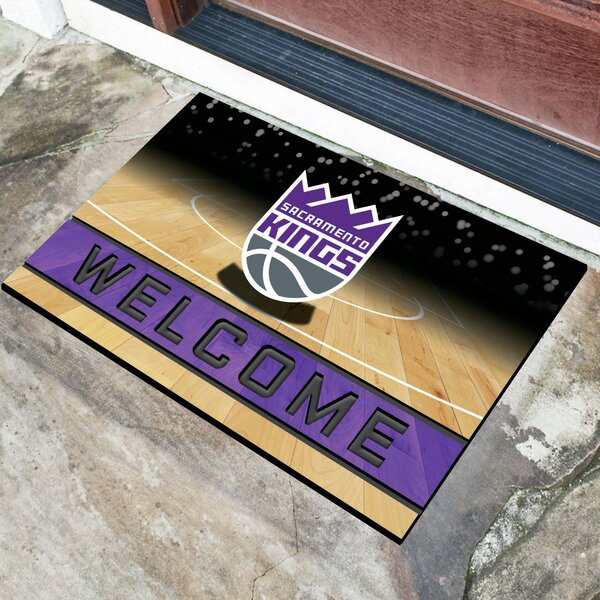 NBA Rubber Doormat by FANMATS