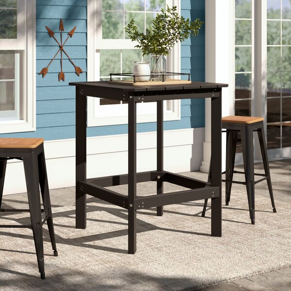 Sawyerville Plastic/Resin Dining Table by Laurel Foundry Modern Farmhouse