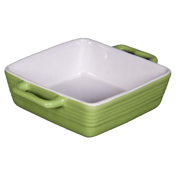 Monique Square Casserole (Set of 2) by Home Essentials and Beyond