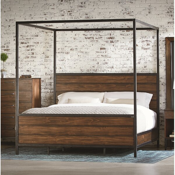 Framework Canopy Bed by Magnolia Home