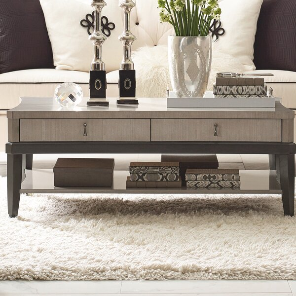 Bonifácio Coffee Table by Willa Arlo Interiors