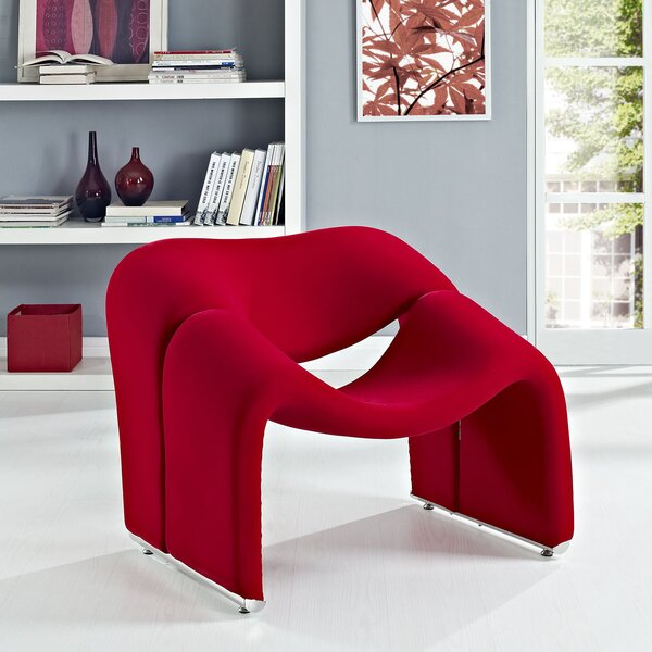 Cusp Lounge Chair by Modway