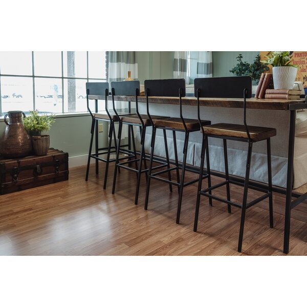 Mitzi 5 Piece Pub Table Set by Millwood Pines