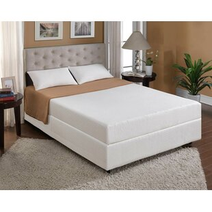 Gisella 8 Firm Gel Memory Foam Mattress By The Twillery Co.