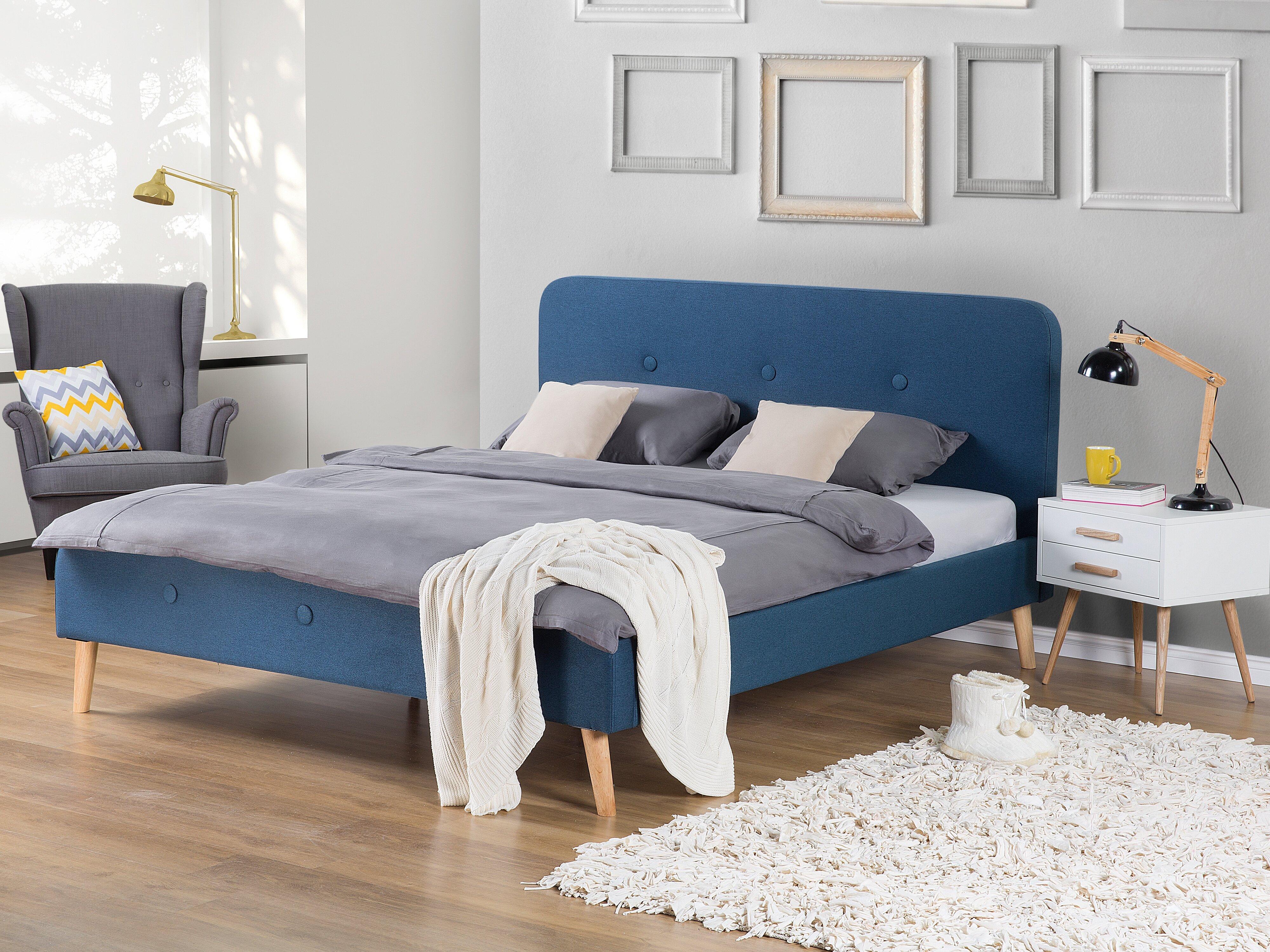 Home Loft Concept Bettrahmen Rochelle | Wayfair.de