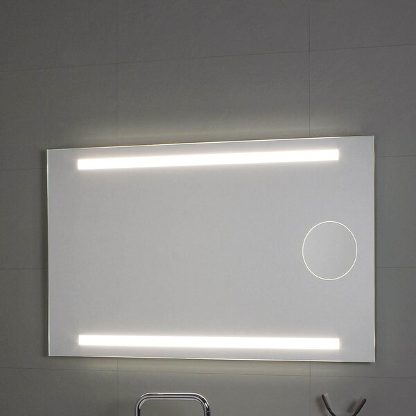 Okkio Lighted LED Wall Mirror