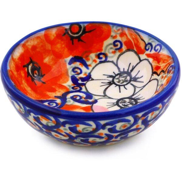 2 oz. Stoneware Dessert Bowl by Polmedia