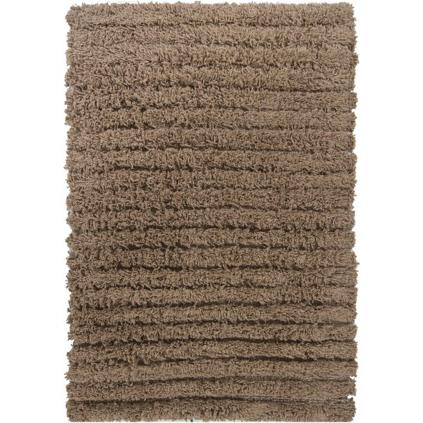 Chaya Shag Natural Rug by Williston Forge