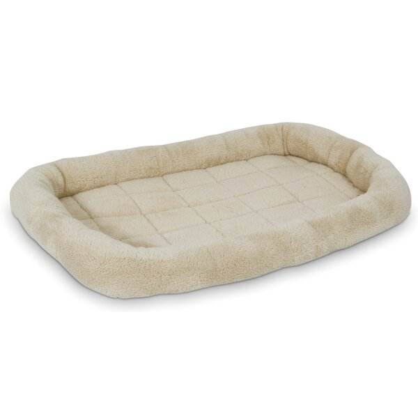 Milbrandt Bolster Kennel Dog Mat by Tucker Murphy Pet