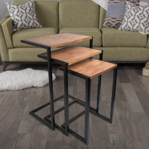Aldred Frame Nesting Tables By Orren Ellis