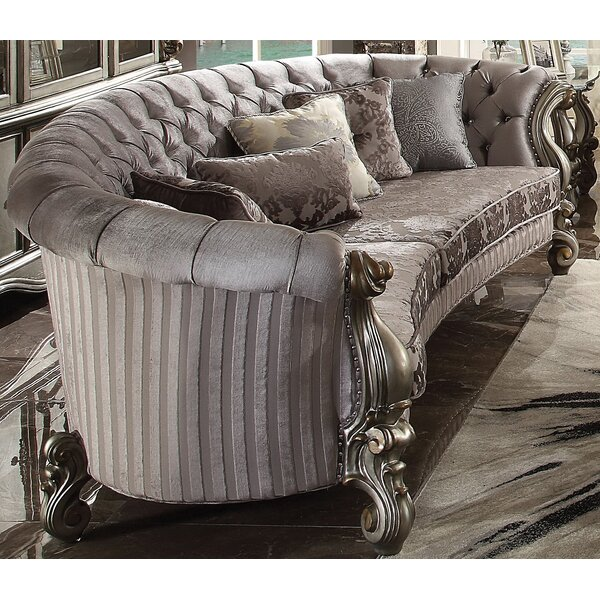 Jazmin Chesterfield Sofa by Astoria Grand