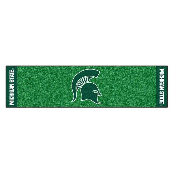 NCAA Michigan State University Putting Green Doormat by FANMATS