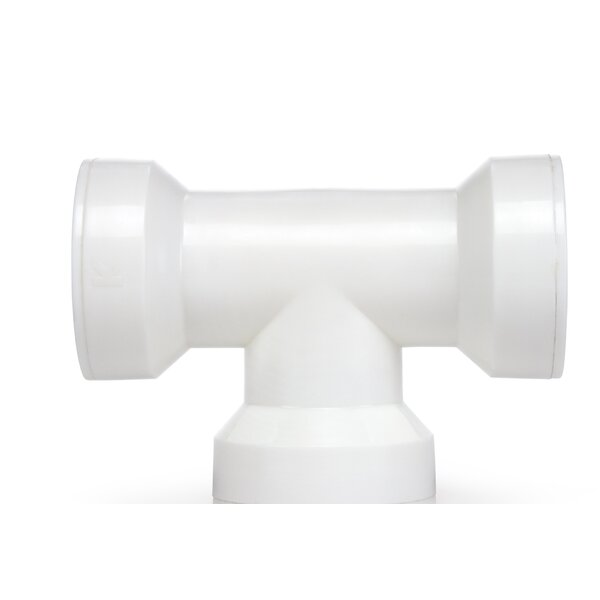 Insta-Plumb™ Coupling Tee 1.5 for Kitchen by Keeney Manufacturing Company