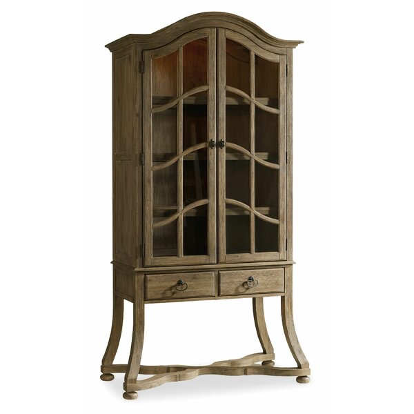 Corsica Display China Cabinet by Hooker Furniture