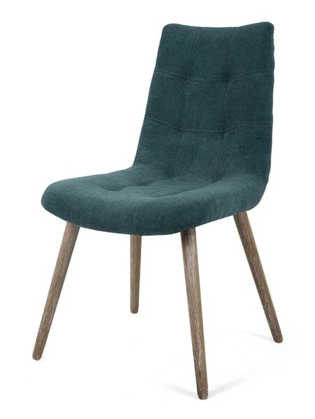 Hudson Upholstered Side Chair by Langley Street