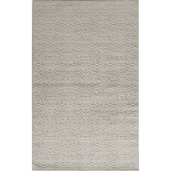 Sheldon Cream Area Rug by Threadbind