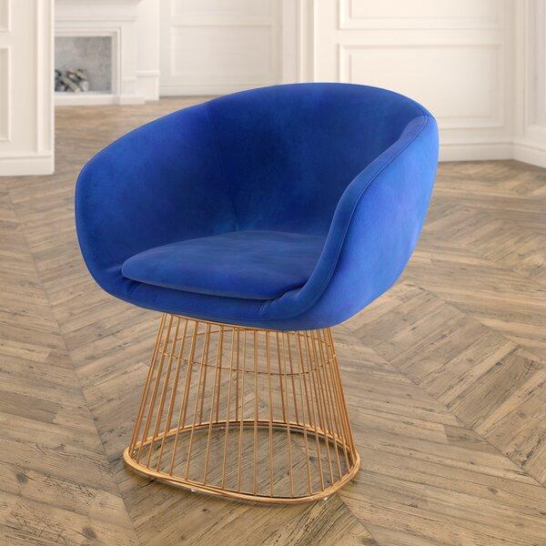Arthur Barrel Chair by Everly Quinn