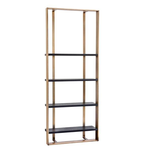 Club Small Standard Bookcase by Sunpan Modern