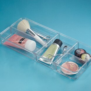 Eisenhart Cosmetic Drawer Organizer Rebrilliant
