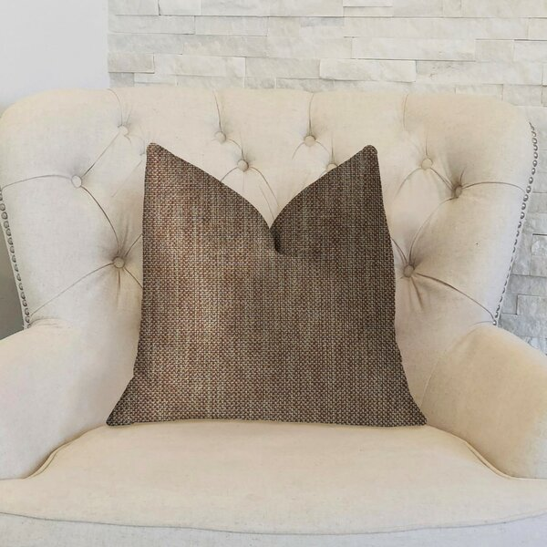 Doucette Luxury Throw Pillow by Corrigan Studio