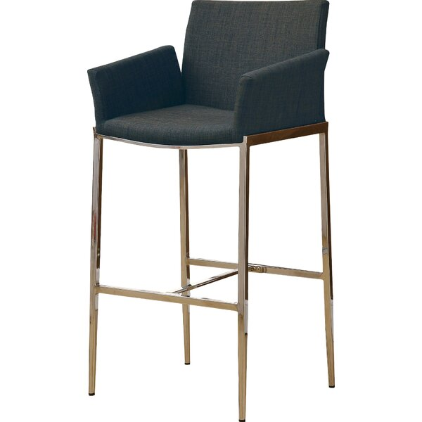 29 Bar Stool (Set of 2) by Infini Furnishings