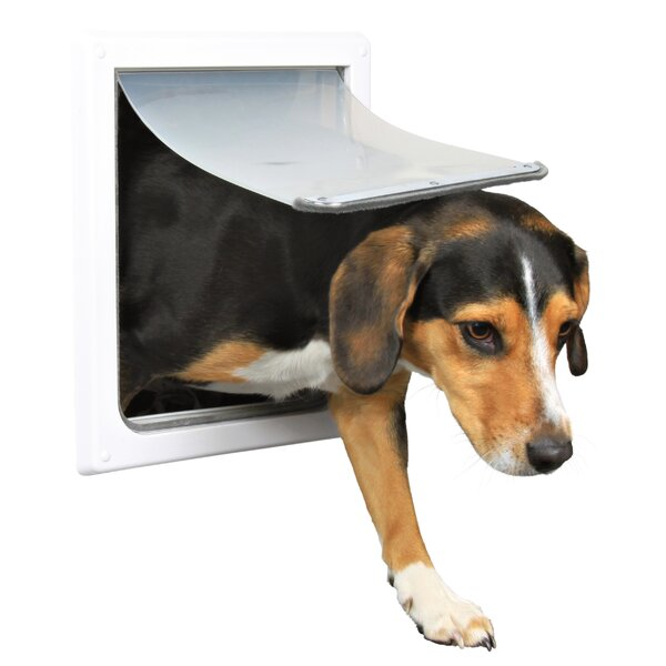 2 Way Dog Door by Trixie Pet Products
