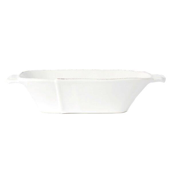 Lastra Au Gratin Baking Dish by VIETRI