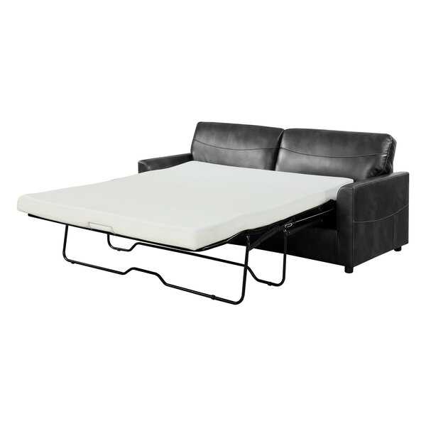 Modern Collection Geib Sleeper Sofa by Latitude Run by Latitude Run